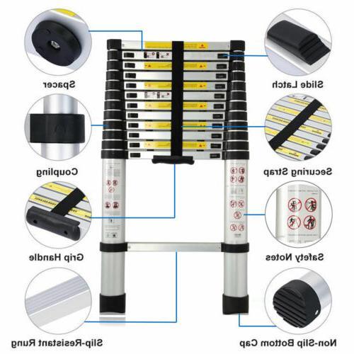 12ft5 Ladder Multi-Purpose Household Foldable CE