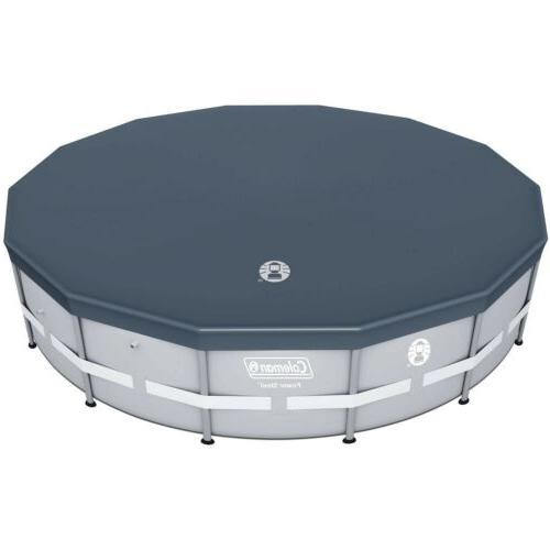 Coleman Power x Pool Filter Cover