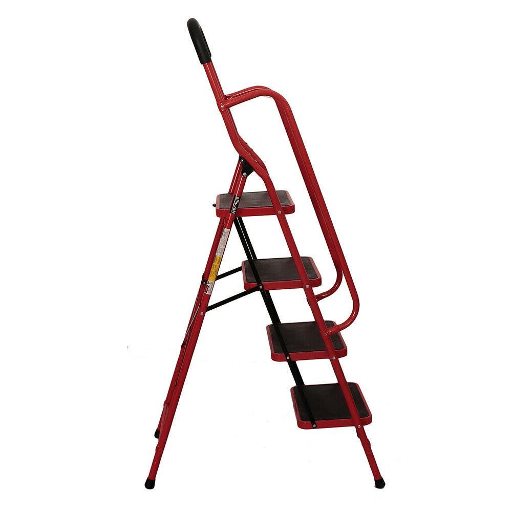 Protable 2 Steps Ladder Slip Industrial Home