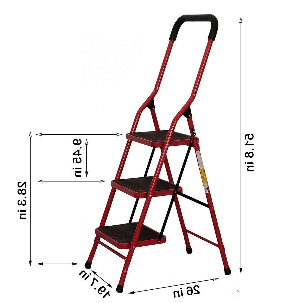 Protable Step Ladder Folding