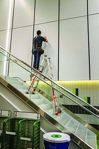Little Giant Ladder 12017-801 Ratcheting Levelers