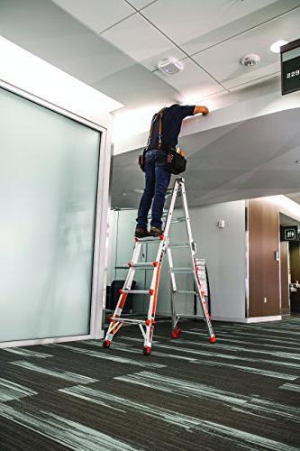 Little Ladder 12017-801 Ratcheting Levelers