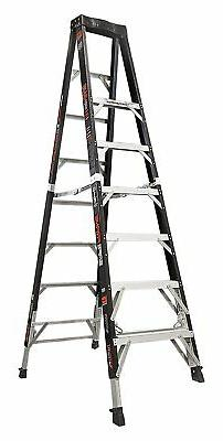 Safeframe FG with Ratcheting Levelers, 8'