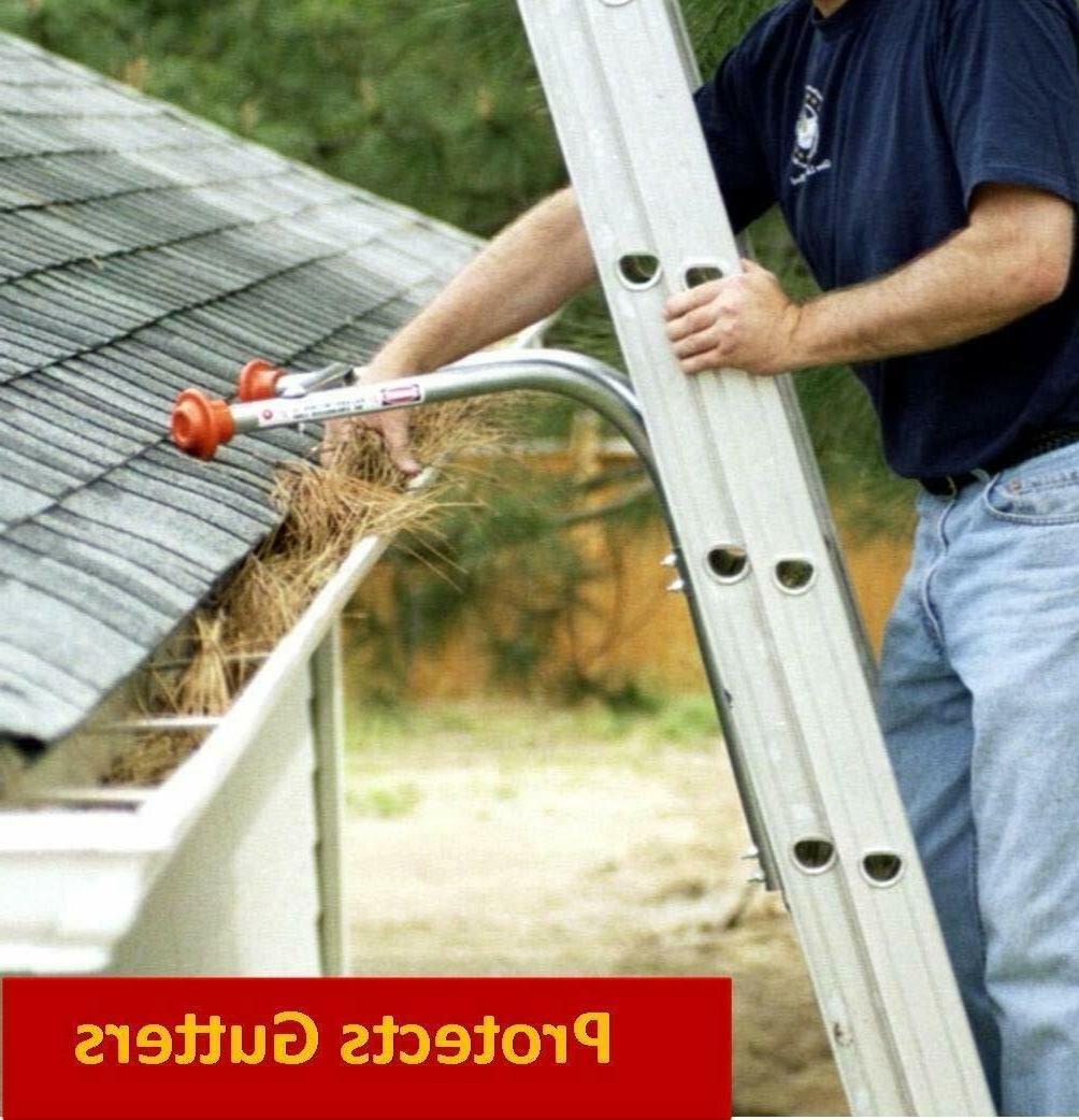Safety Ladder Ladder-Max Stand-off Aluminum