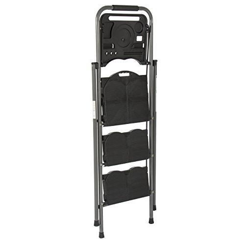 Best Choice Products 3 Step Ladder Platform Lightweight