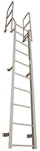steel fixed ladder