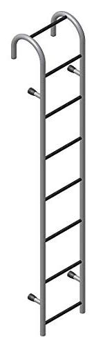 steel storage tank ladder