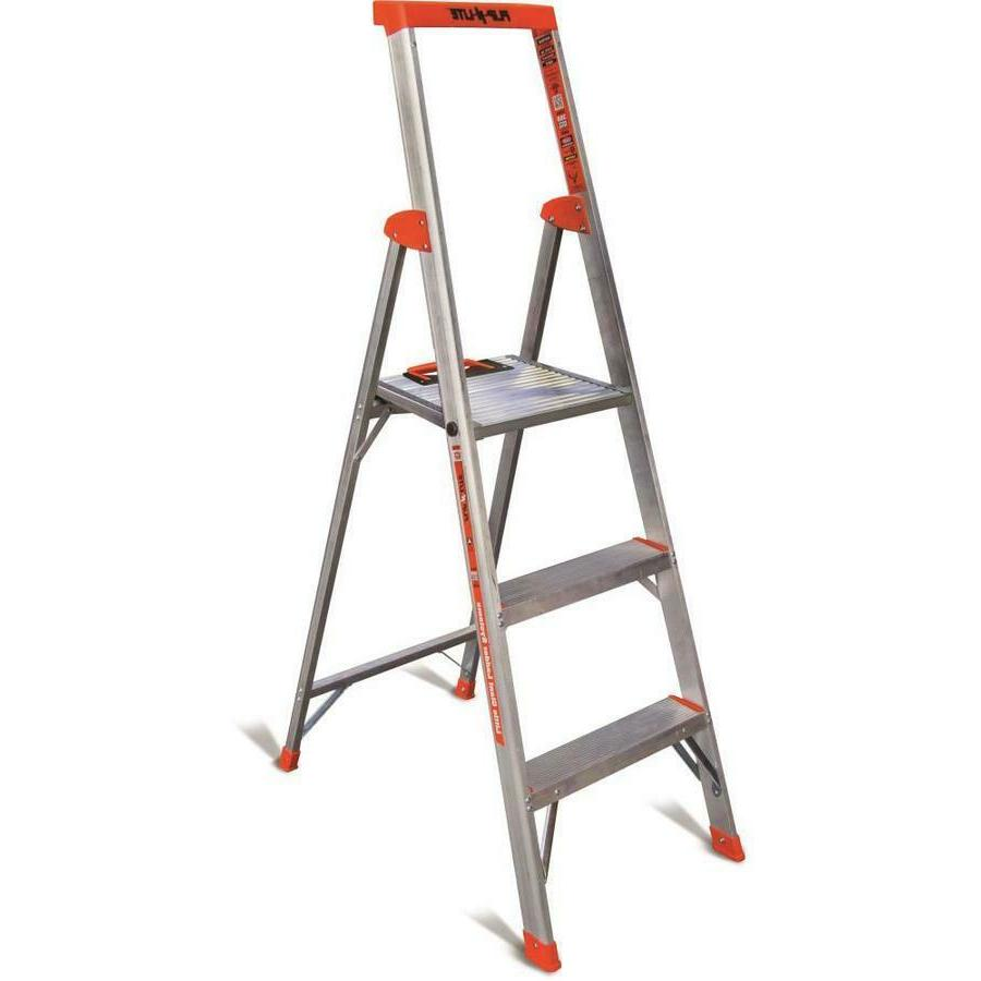 step ladders 5 ft aluminum type 1a