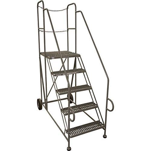 straddle trailer ladder