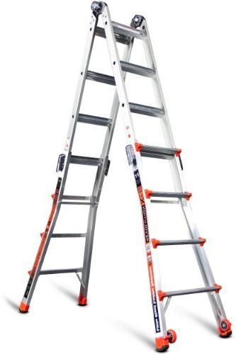 Little Giant Ladder Systems Revolution Model 17 Ladder