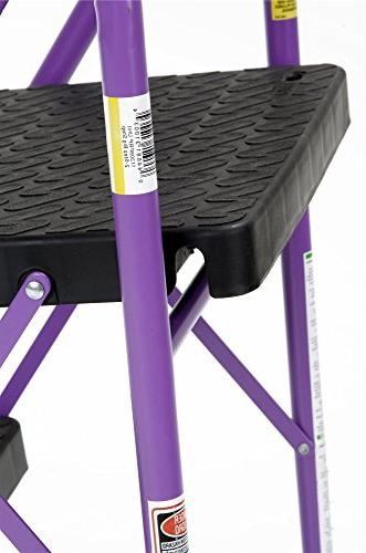 Cosco Two Big with Rubber Purple