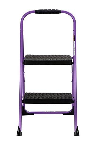 Cosco Step Step with Hand Grip, Purple