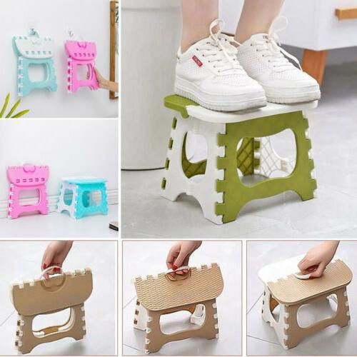 Us Plastic Folding Step Stool Portable Folding Chair