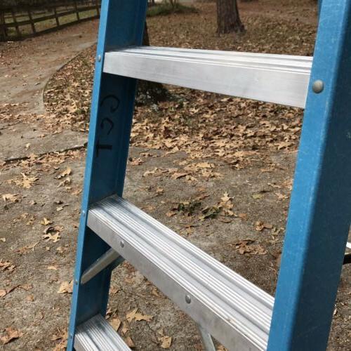 Used Fiberglass Ladder