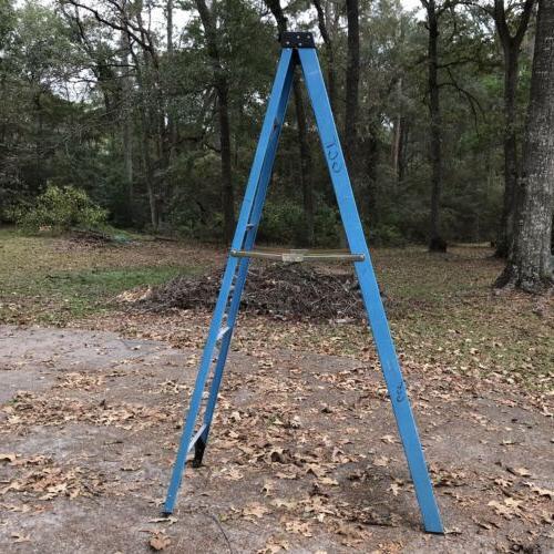Used Werner Fiberglass Step Ladder