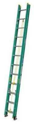 Werner D5924-2 24 ft. Fiberglass Extension Ladder