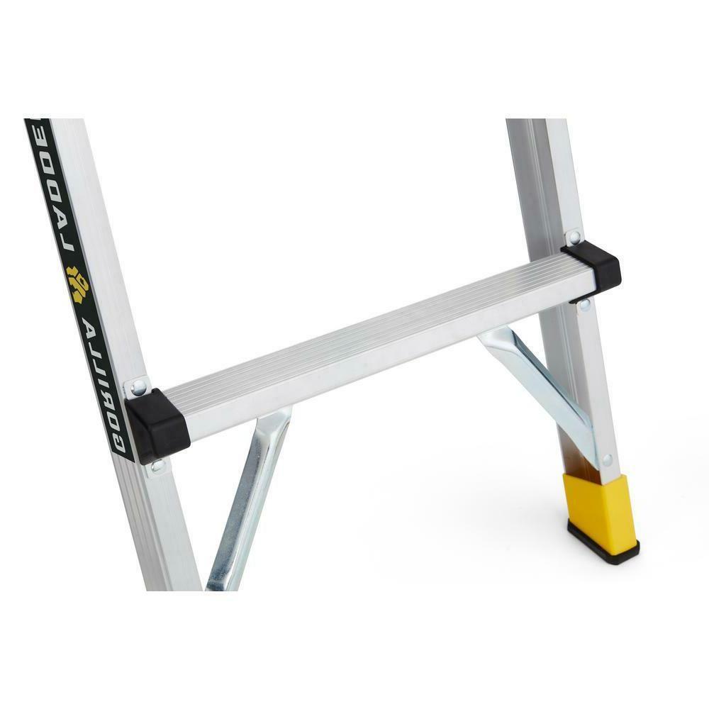 300 lbs. Ladders Work Platform Aluminum