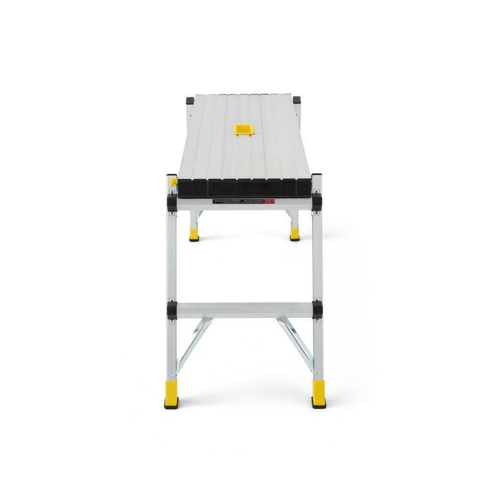 300 Ladders Work Platform Aluminum
