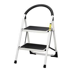 Strange 2 Step Ladders Laddersguide Biz Short Links Chair Design For Home Short Linksinfo