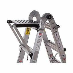 ORIENTOOLS Ladder Work Platform, Ladder Accessory with 375-P