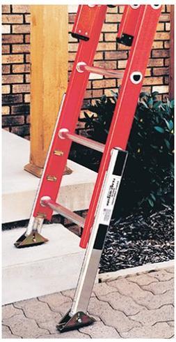 Werner Level-Master Automatic Ladder Leveler For Warner Exte