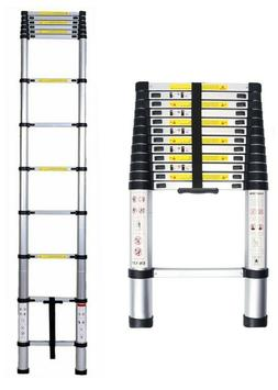 Life Wit  12.5 ft. Telescopic Ladder - LF230943