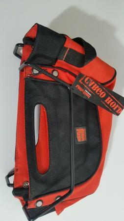 Little Giant Ladder Cargo Hold Orange Fabric Tools Accessori