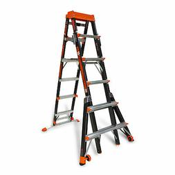 Little Giant Select Step Fiberglass 6' - 10' Stepladder