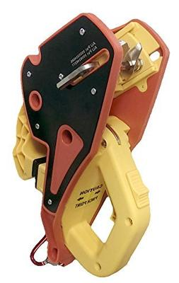 Lock Jaw Ladder Grip - Ladder Safety Clip - Feel secure on y