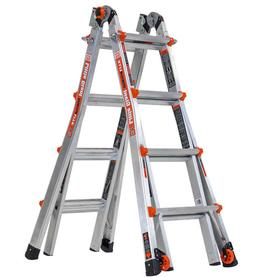 Little Giant MegaLite 17 Ladder New High Quality NEW  Free S