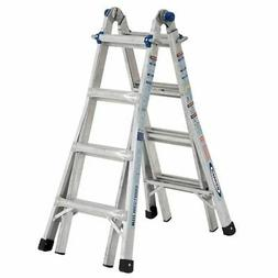 Werner MT17 17' 300 Lb Telescoping Multi Ladder