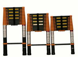 Multi-Purpose Aluminum Telescopic Ladder Extension 12.5FT 14