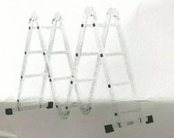new aluminum ladder folding 15 4ft scaffold