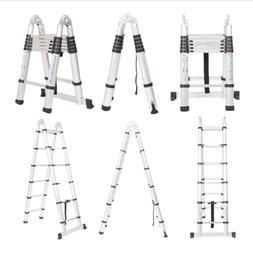 NEW  Ladder Step Extension Telescoping Lightweight Portable