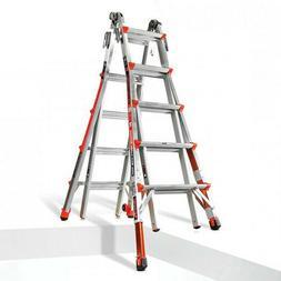 NEW!! Little Giant Revolution Alum. 4 in 1 Ladder M17 Type I