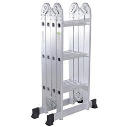 Practical 12-Step Joints Aluminum Alloy Folding <font><b>Lad