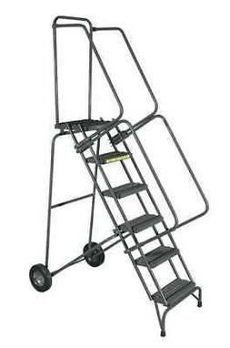 "BALLYMORE S/B FAWL-10-G 100"" H Steel Wheelbarrow Ladder"