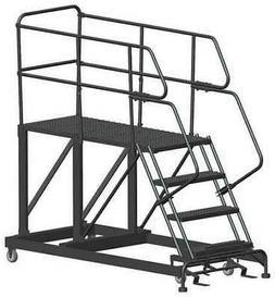 BALLYMORE SEP4-3660 Roll Work Platform, Steel, Single, 40 In