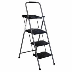 Best Choice Products 3 Step Ladder Platform Lightweight Fold