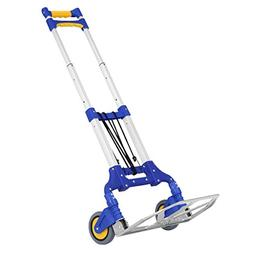 Shifter Multi-Position Heavy Duty Folding Hand Truck and Dol