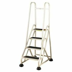 Cramer 1043-19 Stop-Step Ladder 4 Steps with Double Handrail