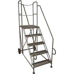 Cotterman Straddle Trailer Ladder - 5 Step
