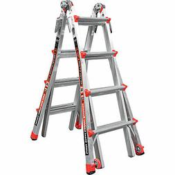 Little Giant Ladder Systems Revolution Type 1A Model 17 Ladd