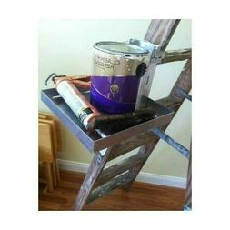 The Ladder Shelf System - Tool Tray and Paint Can Holder