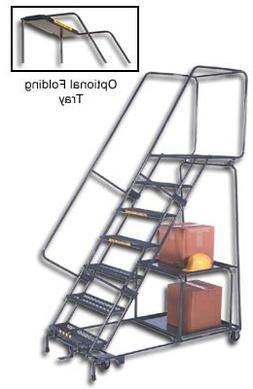 Ballymore Tough Stock Picking Ladder - 8 Step, 32 x 61 inch