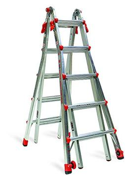 Little Giant 22-Foot Velocity Multi-Use Ladder, 300-Pound Du