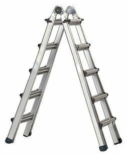 world's greatest multi-position 21-foot ladder